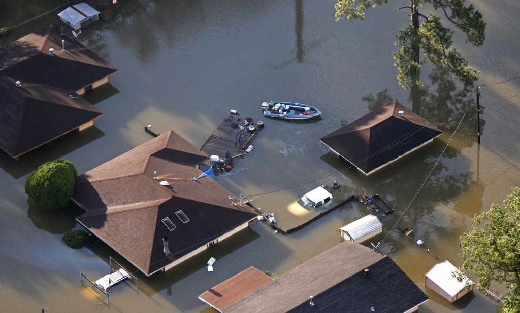 Flood Cleanup in La Habra Heights, CA (6835)